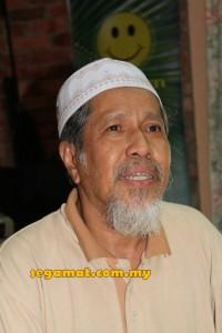 Ir Abdul Manaf Ismail @ Pak Long Kersani