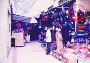 Gambar ihsan: En. Abd Latip | Kedai Abang Sayang di Sri Genuang pada tahun 1996